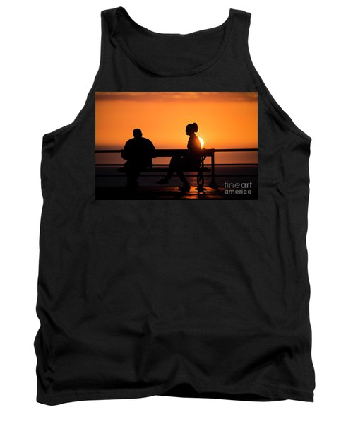 Sunset Silhouettes Tank Top