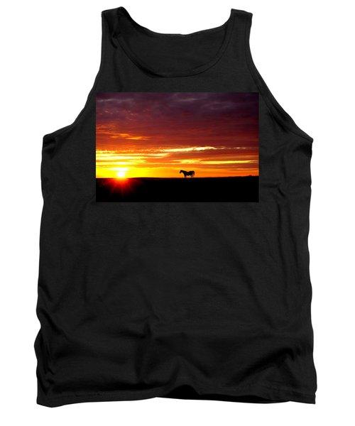 Sunset Watcher Tank Top