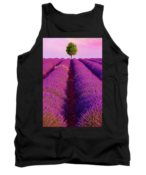 Sunsets Are Purple Tank Top