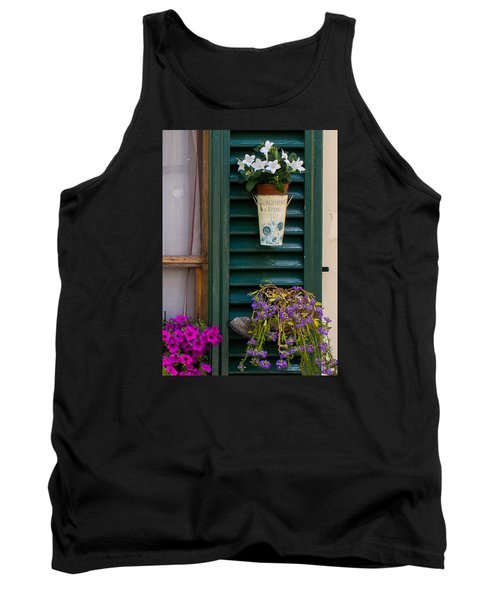 Sunshine A Stem Tank Top