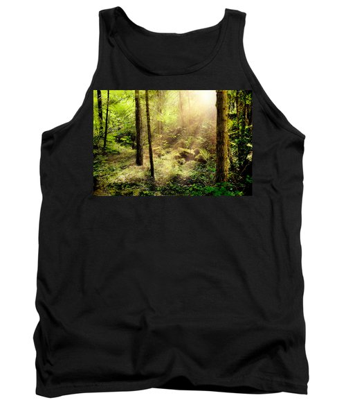 Sunshine From Above Tank Top