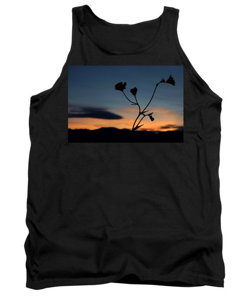 Superbloom Sunset In Death Valley 105 Tank Top