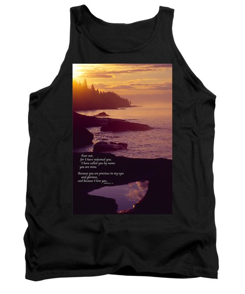 Superior Sunrise Tank Top