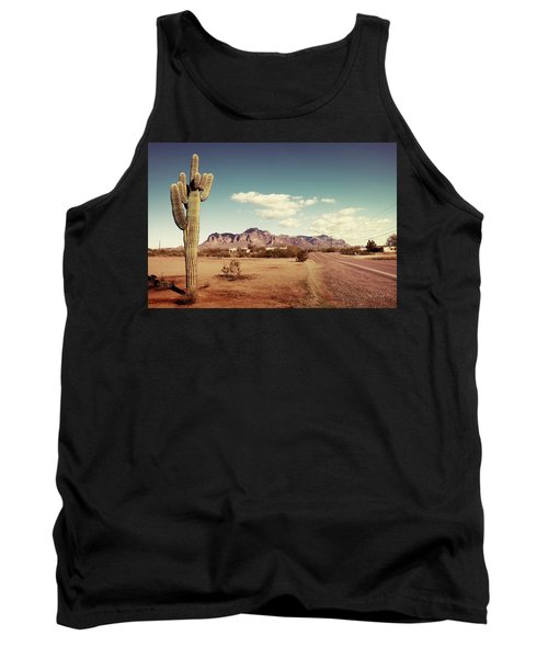 Superstition Tank Top