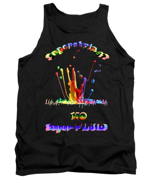 Superstring Superfluid Tank Top