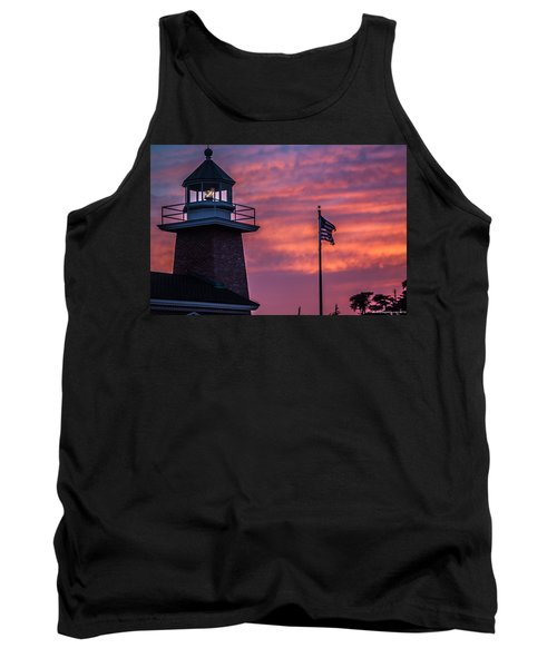 Surfing Museum Full Color  Tank Top