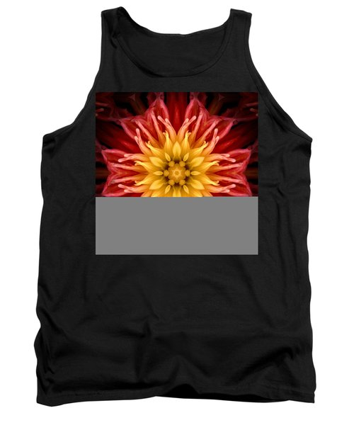 Surreal Flower No.1 Tank Top