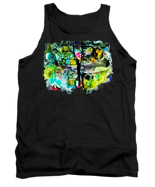 Suspended Tank Top