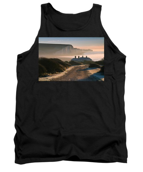 Sussex Coast Guard Cottages Tank Top