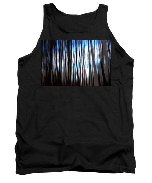 Swampland  Tank Top by Terence Morrissey