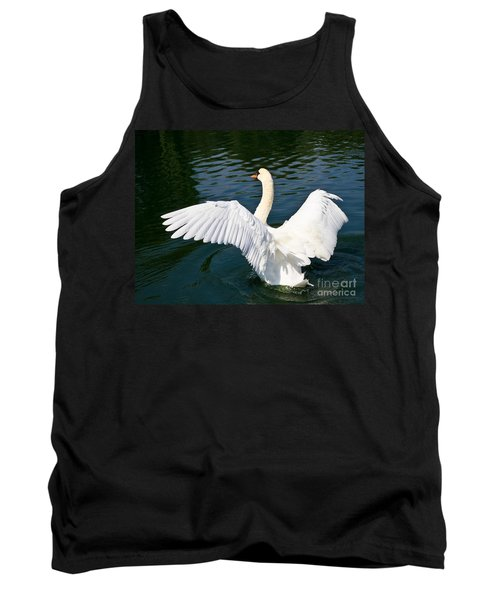 Swan Moment Tank Top