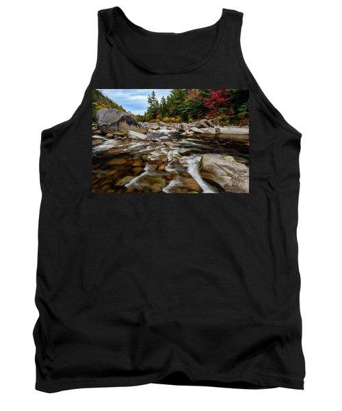 Swift River Autumn Nh Tank Top