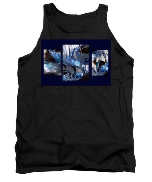 Tank Top featuring the photograph Swirl by Steve Karol
