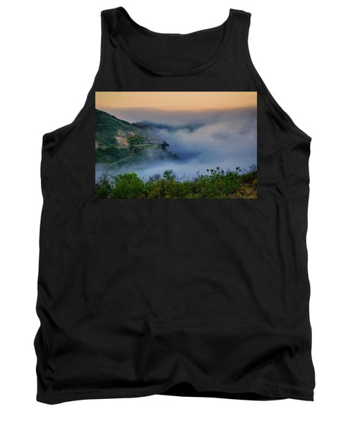 Switchbacks In The Clouds Tank Top