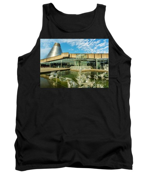 Tacoma's Museum Of Glass  Tank Top