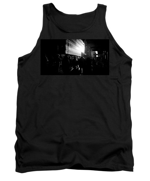 Take A Stroll With Me Once Again Tank Top