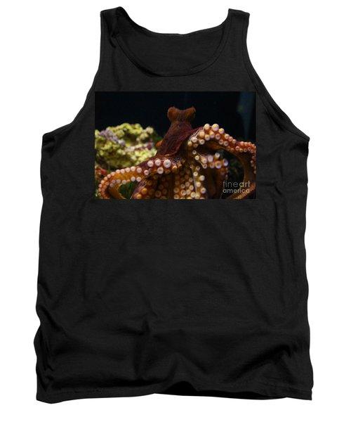 Tako Not Taco Hawaiian Octopus Tank Top