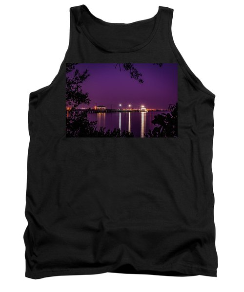 Tampa Bay Fishing Pier Tank Top