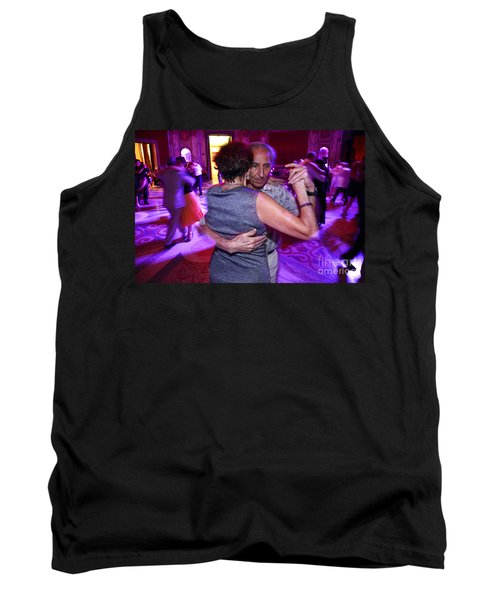 Tango In Buenos Aires Tank Top