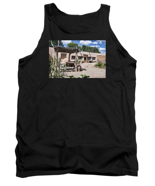 Taos Adobe Complex Tank Top