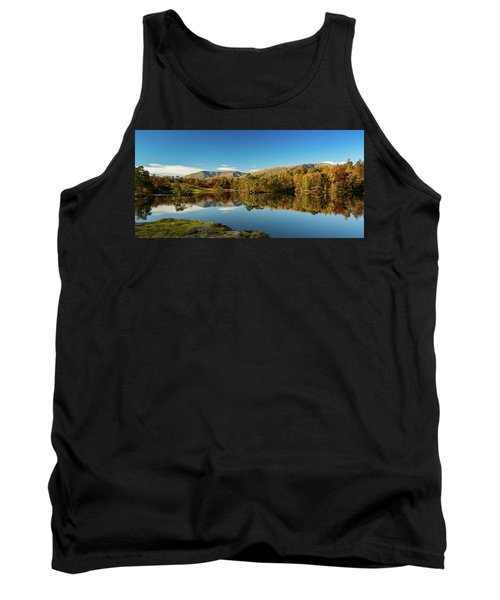 Tarn Hows Tank Top by Mike Taylor