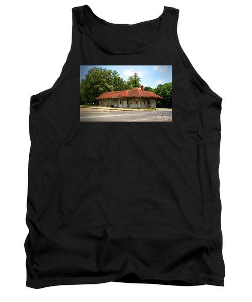 Tate, Ga, Rr Depot Tank Top