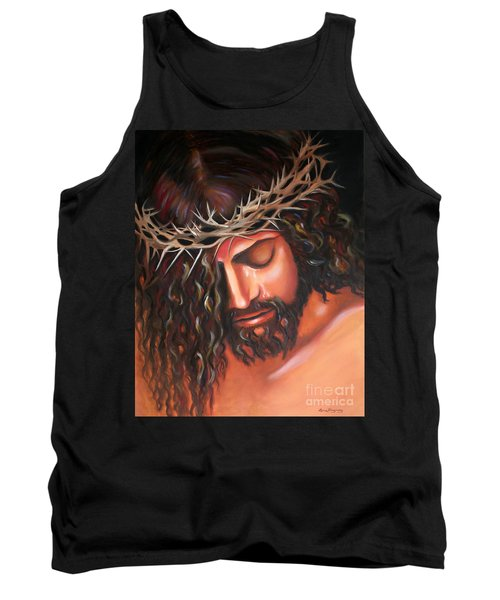 Tears From The Crown Of Thorns Tank Top