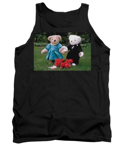 Teddy Bear Lovers Tank Top