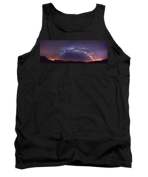 Teide Milky Way Tank Top