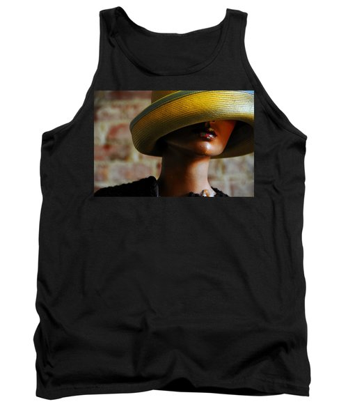 Tank Top featuring the photograph Tel Aviv by Skip Hunt