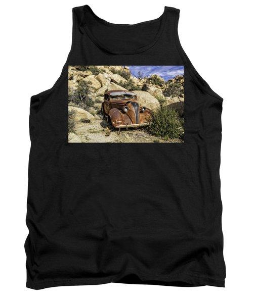 Terraplane Hudson  Tank Top