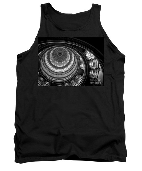 Texas State Capital Dome Austin  Tank Top