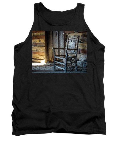 Thacker Cabin Chair Tank Top
