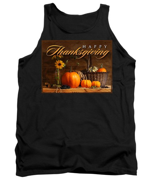 Thanksgiving I Tank Top by  Newwwman
