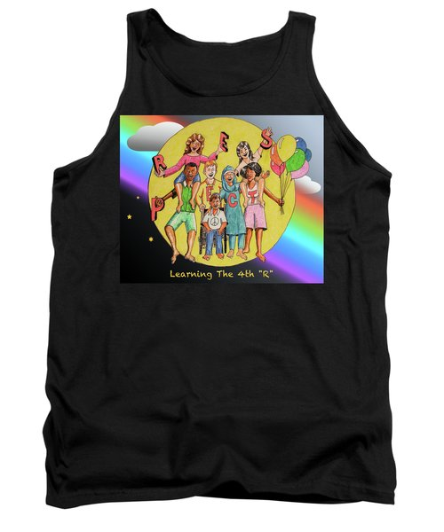The 4th R Tank Top