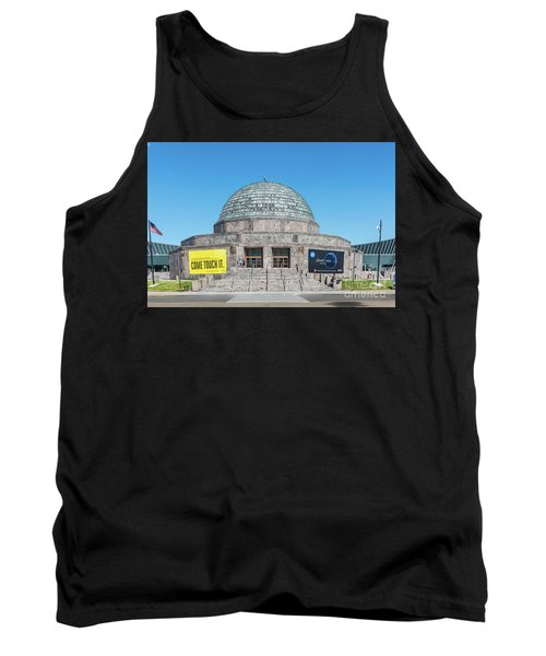 The Adler Planetarium Tank Top