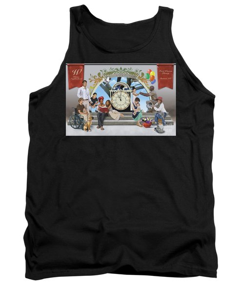 The Age Of Kindness Tank Top
