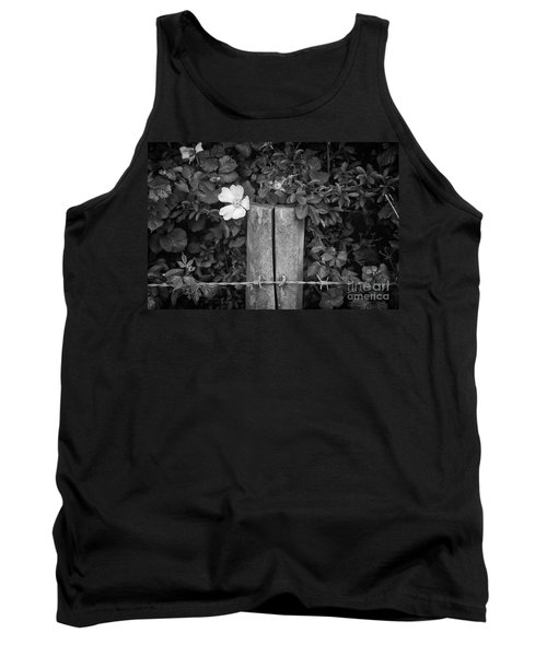 The Allotment Project - Dog Rose Tank Top