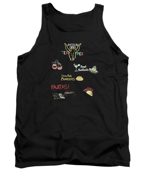 The American Grill Tank Top
