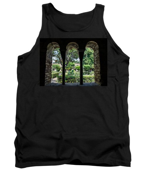 The Ancient Cloister Tank Top
