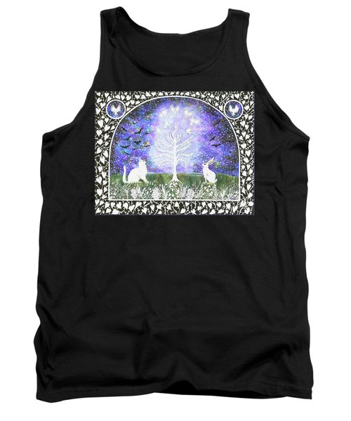 The Attraction Tank Top by Lise Winne