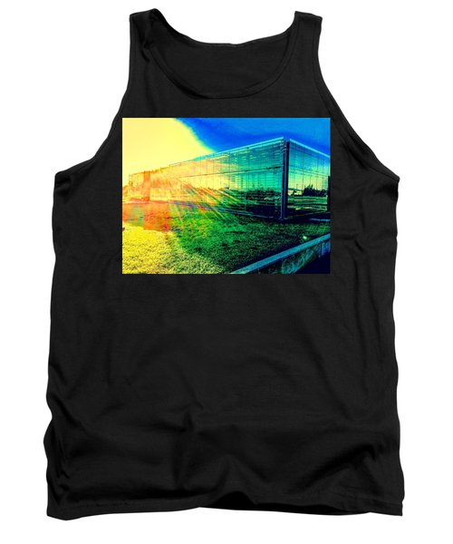 The Aura Of 5.4.7 Gallery Tank Top