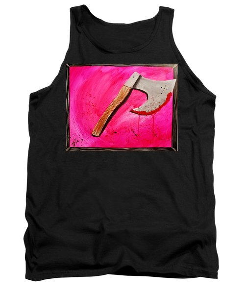 The Axe Of God  Tank Top