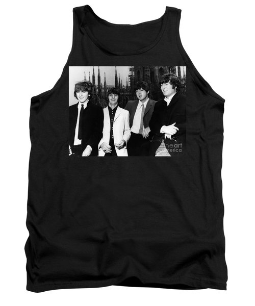 The Beatles, 1960s Tank Top by Granger