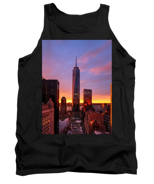 The Beauty Of God Tank Top