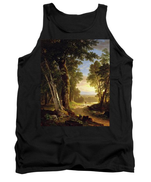 The Beeches By Asher Brown Durand Tank Top