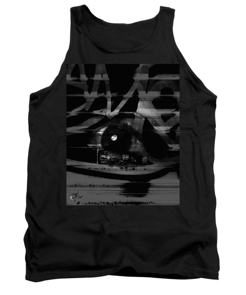 The Beholder Tank Top