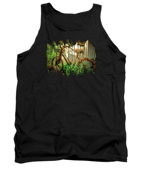 The Lonely Bicycle Tank Top