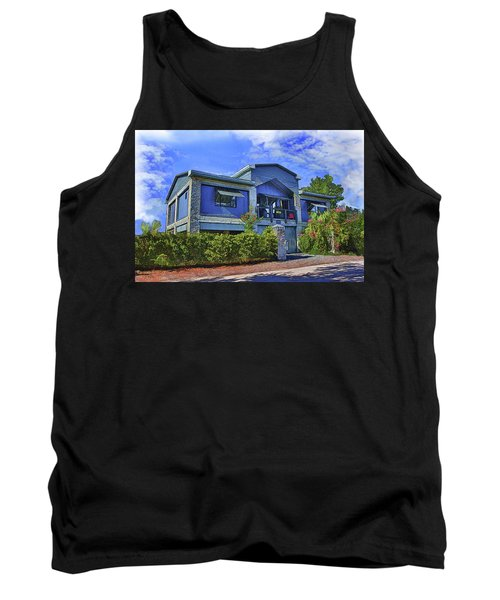 The Big House Tank Top