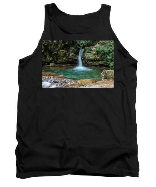 The Blue Hole Tank Top